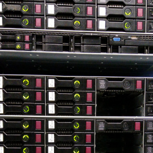 Thumbnail Image of Servers in a rack, for update post ceph storage update