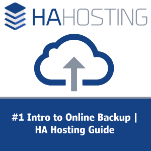 HA Hosting guide to online backup thumbnail
