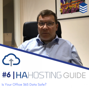 Thumbnail for video guide #6 - backing up Office 365