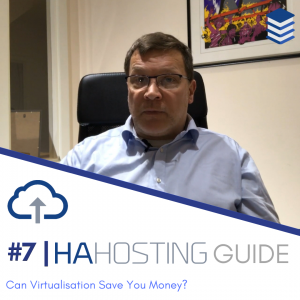 Thumbnail for video guide #7 - can virtualisation save you money?
