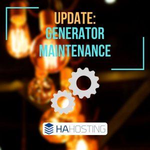 Generator Maintenance Thumbnail