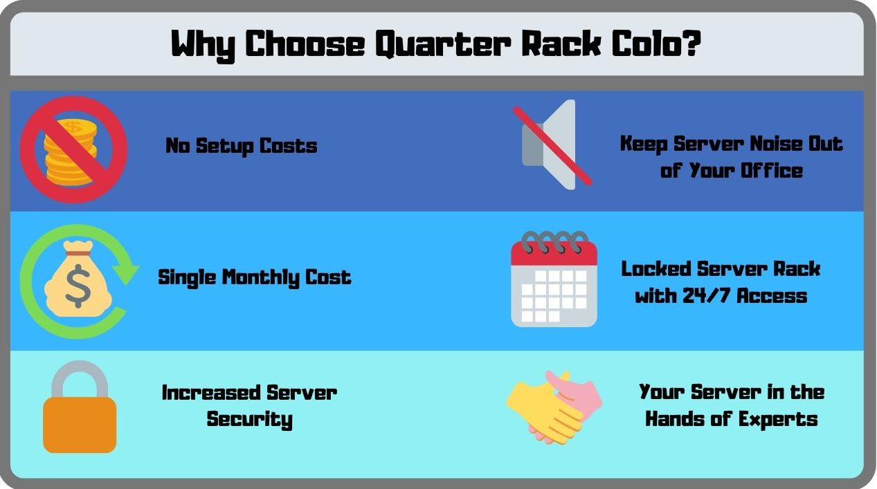 benefits of quarter rack colo (1)