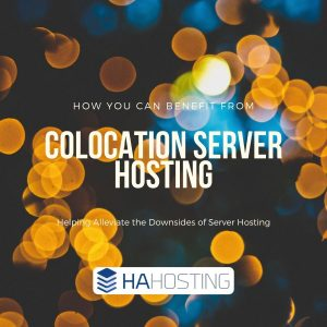 How Colocation Server Hosting can help you alleviate the downsides of self server hosting.