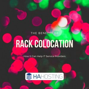 Rack Colocation Benefits Blog Post