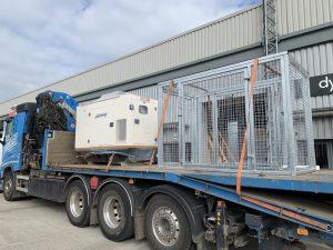 New Unit 7 Generator