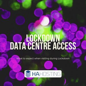 lockdown data centre access