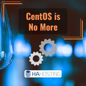 CentOS is No More