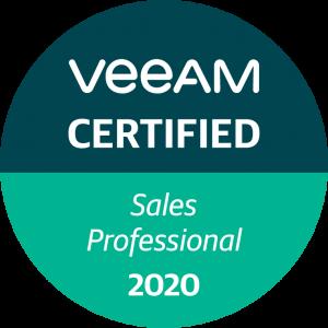 Veeam Certified Sales Professionals